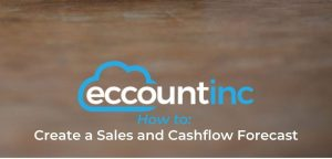 How to Create a Sales and Cashflow Forecast