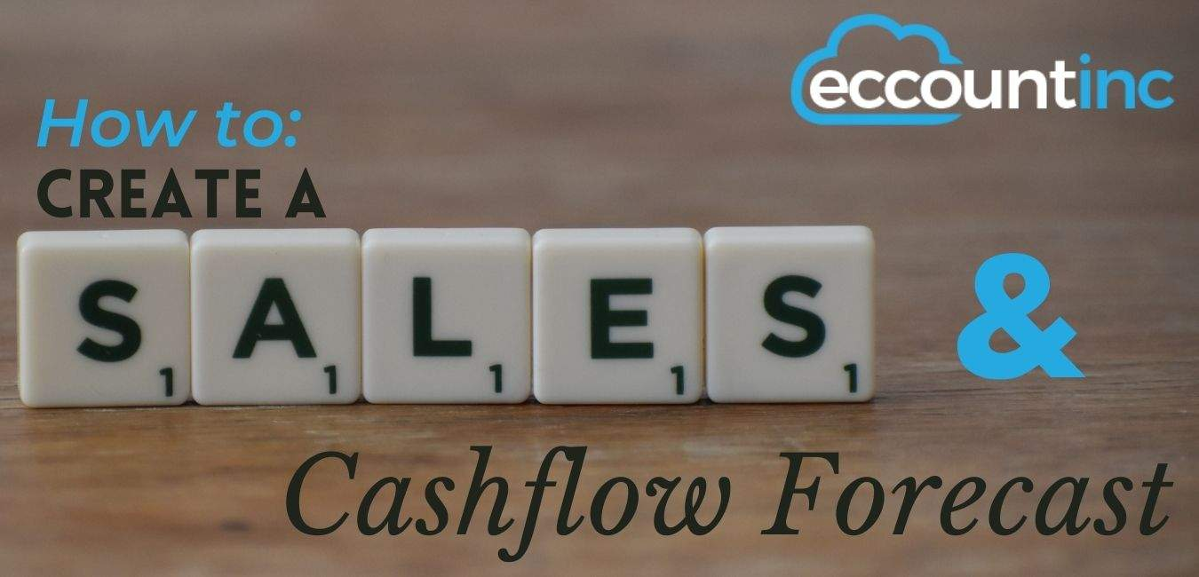 How to Create a Sales & Cashflow Forecast