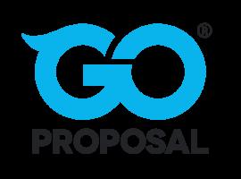 GoProposal Logo - Square - Full Colour - White Background - RGB